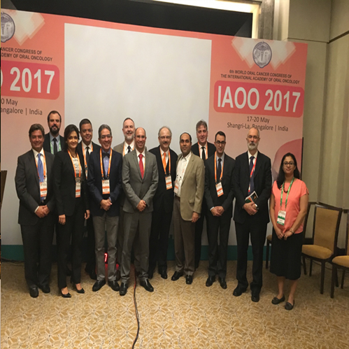 Chairperson on the 6th World Oral Cancer Congress